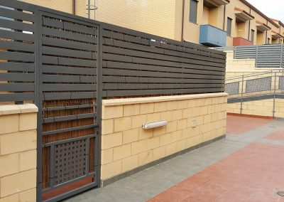 Puertas Peatonales